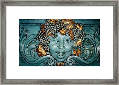 Bacchus Framed Print by Randall Weidner