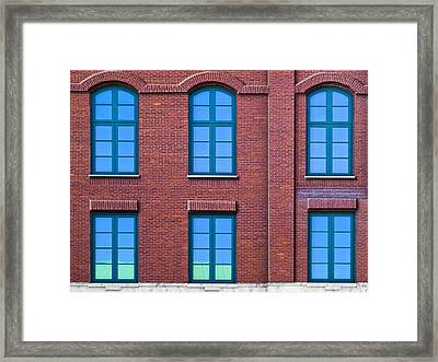 Back To School Framed Print by Paul Wear