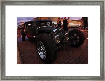 Bad Ass Chevrolet 2 Framed Print by Scott Hovind