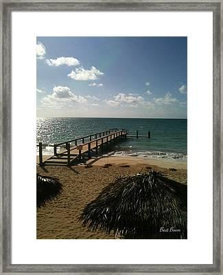 Bahamas Framed Print by Static Studios