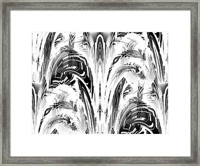 Balatron No.3 Framed Print by Danny Lally