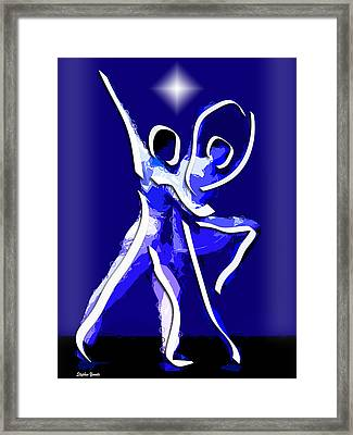 Ballet Framed Print by Stephen Younts