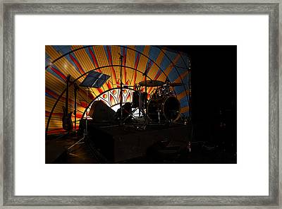 Band On The Run Framed Print by Kantilal Patel