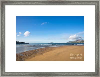 Beach Ireland Framed Print by Andrew  Michael