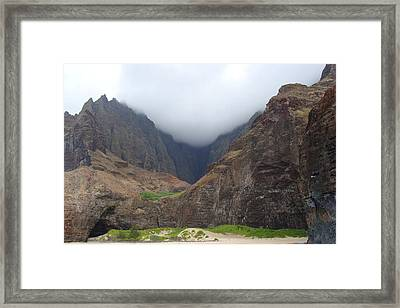 Beautiful Hawaii Framed Print by Dee  Savage