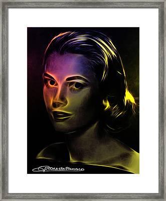 Beauty Forever Framed Print by Stefan Kuhn
