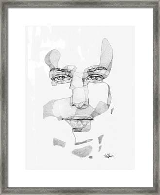 Beauty  Framed Print by Karen Clark