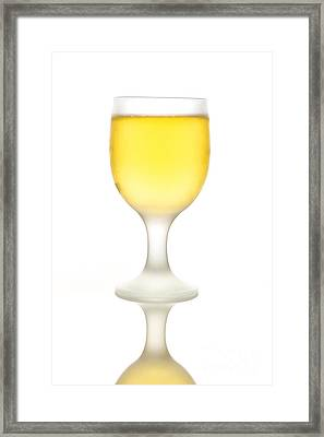 Beer Framed Print by HD Connelly