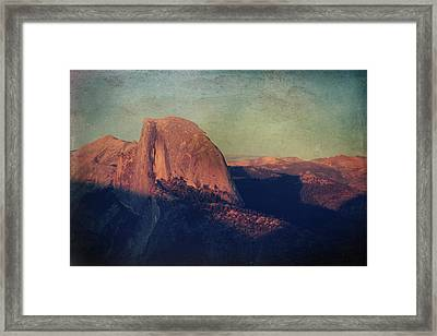 Believe You Can Soar Framed Print by Laurie Search