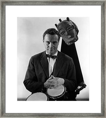 Bell, Book And Candle, Jack Lemmon, 1958 Framed Print by Everett