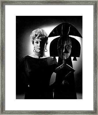 Bell, Book And Candle, Kim Novak, 1958 Framed Print by Everett