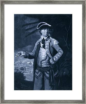 Benedict Arnold - Who Commanded Framed Print by Everett