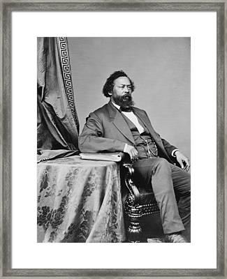 Benjamin Sterling Turner 1825 - 1894 Framed Print by Everett