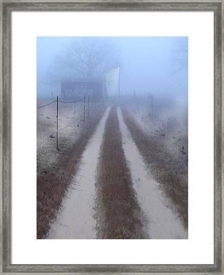 Better Find Jesus Framed Print by Mike McGlothlen