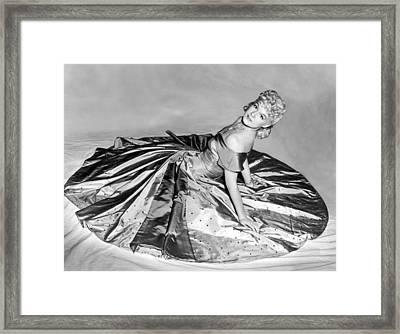 Betty Hutton, 1942 Framed Print by Everett