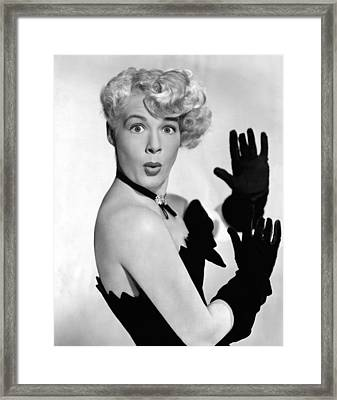 Betty Hutton, Ca. 1949 Framed Print by Everett