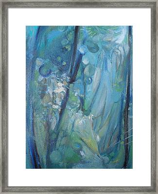 Between Worlds Framed Print by CD Good