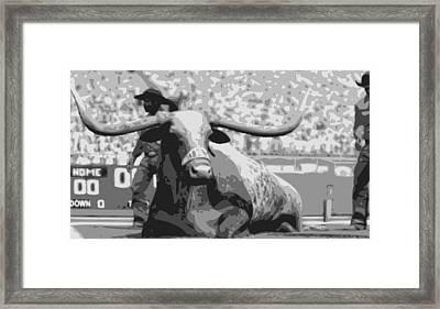 Bevo Bw6 Framed Print by Scott Kelley