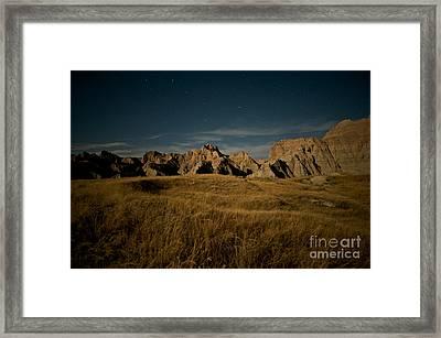 Big Dipper Framed Print by Chris  Brewington Photography LLC