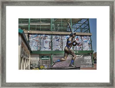 Billy Williams  Framed Print by David Bearden