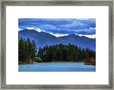 Blackies Bay Framed Print by Ryan Seek