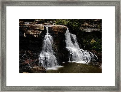 Blackwater Falls Framed Print by Doug Hubbard