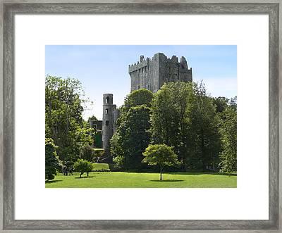 Blarney Castle - Ireland Framed Print by Mike McGlothlen