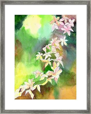 Blessings 1 Framed Print by Anil Nene