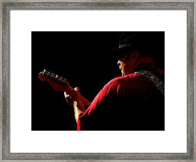 Bluesology Framed Print by Artisan de l Image