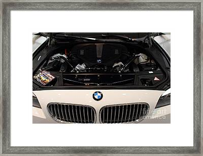 Bmw . 7d9564 Framed Print by Wingsdomain Art and Photography