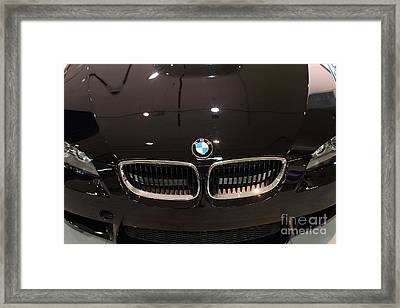 Bmw . 7d9574 Framed Print by Wingsdomain Art and Photography