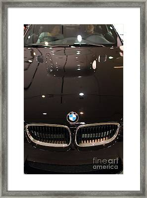 Bmw . 7d9575 Framed Print by Wingsdomain Art and Photography
