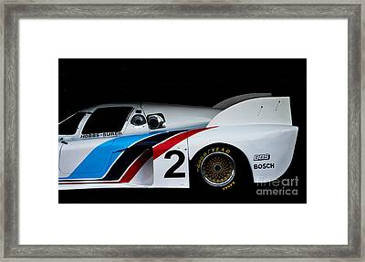 Bmw M1c Framed Print by Andrew  Cragin