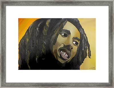 BoB Framed Print by Chelsea VanHook