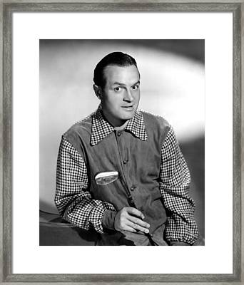 Bob Hope, 1941 Framed Print by Everett