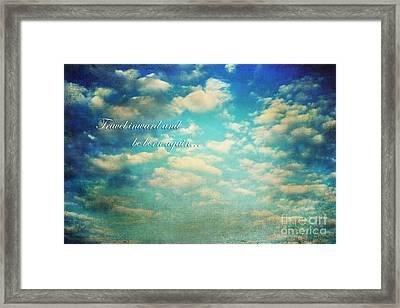 Born Again Framed Print by Darren Fisher