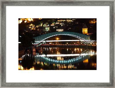 Bridge Framed Print by Ivan Slosar