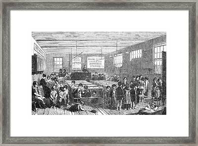 British Ragged School Framed Print by Granger
