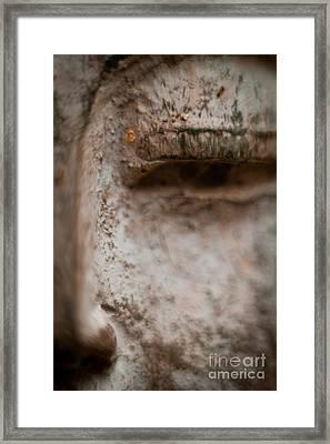 Buddha Framed Print by Melle Varoy