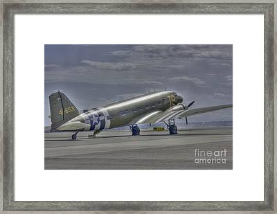 C-47 Skytrain Framed Print by David Bearden