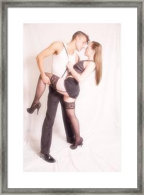 Cabaret 16 Framed Print by Matthew Angelo