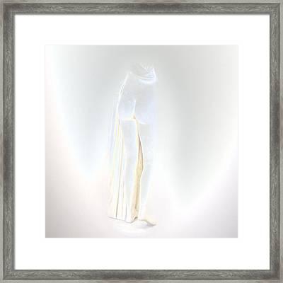 Callipygian 01 Framed Print by Li   van Saathoff