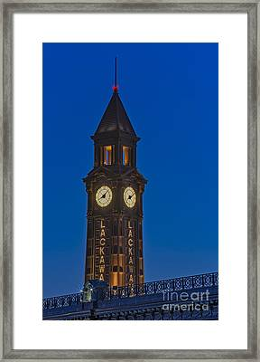 Can I Have The Time Please Framed Print by Susan Candelario