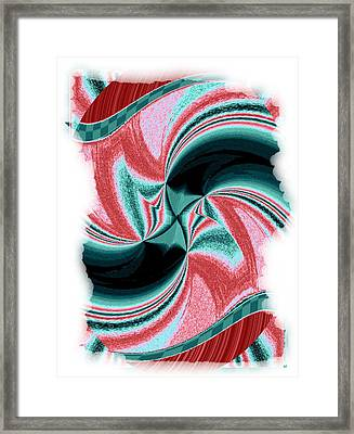 Candid Color 16 Framed Print by Will Borden
