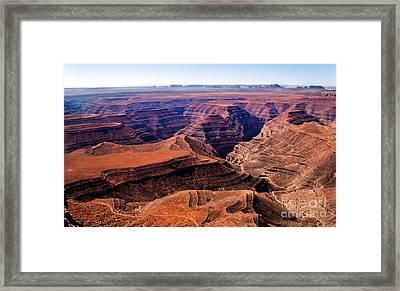 Canyonlands II Framed Print by Robert Bales