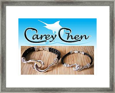 Carey Chen Jewelry Framed Print by Carey Chen