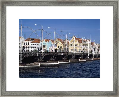 Casa Amarilla And Buildings On Framed Print by Axiom Photographic