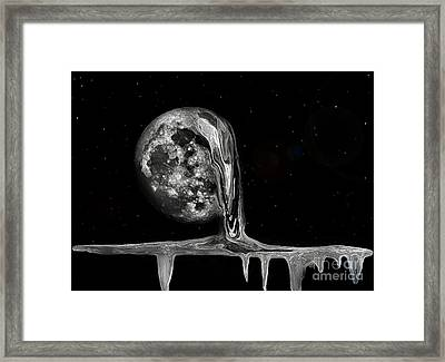 Cataclysm Framed Print by Joe Russell