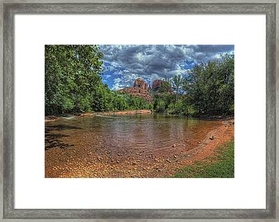 Cathredral Framed Print by Stephen Campbell