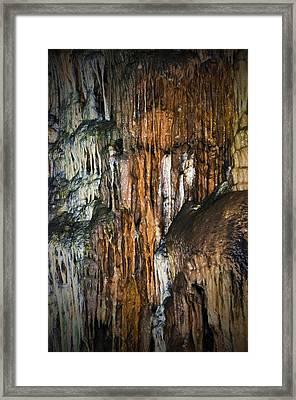 Cave02 Framed Print by Svetlana Sewell